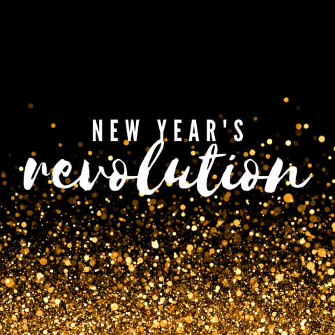 New Year's Revolution – Isaiah 12:1-6